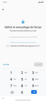 OnePlus 7T Pro - Sécuriser votre mobile - Activer le code de verrouillage - Étape 7