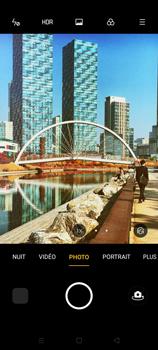 Oppo A72 - Photos, vidéos, musique - Créer une vidéo - Étape 5