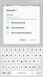 Samsung Galaxy Xcover 4 - Wi-Fi - Connect to Wi-Fi network - Step 8