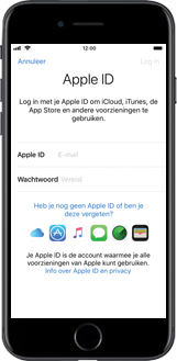 Apple iPhone 8 Plus (Model A1897) - Instellingen aanpassen - Back-up maken in je account - Stap 4