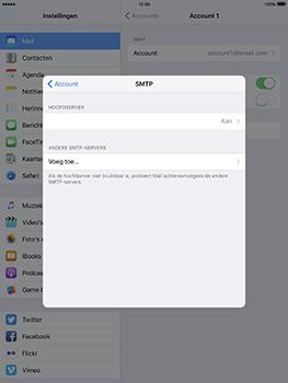 Apple ipad-pro-9-7-inch-met-ios10-model-a1674 - E-mail - Instellingen KPNMail controleren - Stap 21