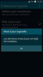 Samsung G850F Galaxy Alpha - Logiciels - Installation de mises à jour - Étape 10