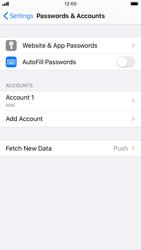Apple iPhone 8 - iOS 13 - E-mail - manual configuration - Step 25