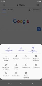 Samsung Galaxy J4 Plus - Internet - navigation sur Internet - Étape 8