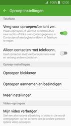 Samsung Galaxy J3 (SM-J320FN) - Beveiliging en ouderlijk toezicht - Nummer blokkeren - Stap 6