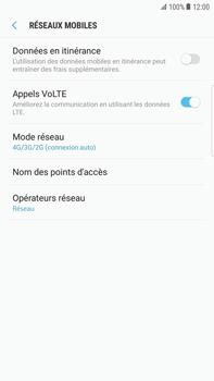 Samsung Samsung G928 Galaxy S6 Edge + (Android N) - Réseau - Changer mode réseau - Étape 6