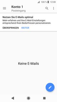 Sony Xperia XA2 Ultra - E-Mail - Konto einrichten - 1 / 1