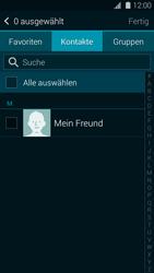 Samsung G900F Galaxy S5 - E-Mail - E-Mail versenden - Schritt 6