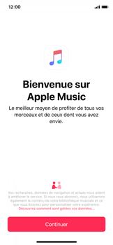 Apple iPhone XS - iOS 12 - Photos, vidéos, musique - Ecouter de la musique - Étape 3