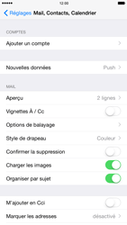 Apple iPhone 6 Plus - iOS 8 - E-mail - 032c. Email wizard - Outlook - Étape 5