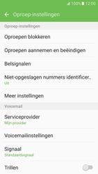 Samsung Galaxy S7 (G930) - voicemail - handmatig instellen - stap 6