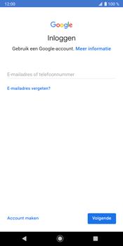 Sony Xperia XZ3 - E-mail - Handmatig instellen (gmail) - Stap 9