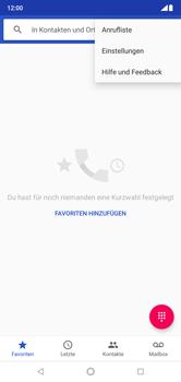 Nokia 6.1 Plus - Anrufe - Rufumleitungen setzen und löschen - Schritt 5