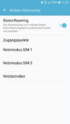 Samsung J510 Galaxy J5 (2016) DualSim - Ausland - Auslandskosten vermeiden - Schritt 7