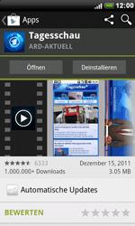 Sony Ericsson Xperia X10 - Apps - Herunterladen - Schritt 9