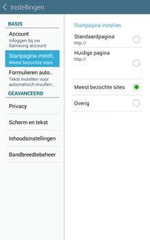 Samsung Galaxy Tab 4 (T335) - Internet - Handmatig instellen - Stap 21
