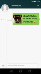 Huawei Ascend G7 - MMS - Erstellen und senden - Schritt 23