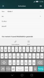 Huawei Ascend G7 - E-Mail - E-Mail versenden - 4 / 17