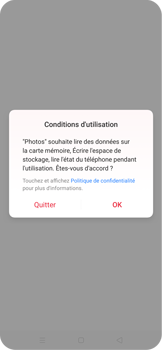 Oppo Reno 2Z - Contact, Appels, SMS/MMS - Envoyer un MMS - Étape 18