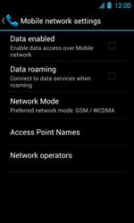 Acer Liquid Glow E330 - Internet - Manual configuration - Step 6