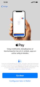 Apple iphone-xs-max-met-ios-13-model-a1921 - Instellingen aanpassen - Nieuw toestel instellen - Stap 30