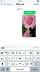 Apple iPhone 6 Plus - MMS - Erstellen und senden - 0 / 0