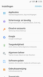 Samsung Galaxy A5 (2017) - Android Marshmallow - software - update installeren zonder pc - stap 4