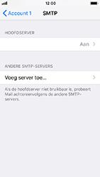 Apple iphone-se-met-ios-12-model-a1723 - E-mail - Handmatig instellen - Stap 21
