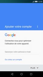 Huawei P8 Lite - E-mail - Configuration manuelle (gmail) - Étape 9