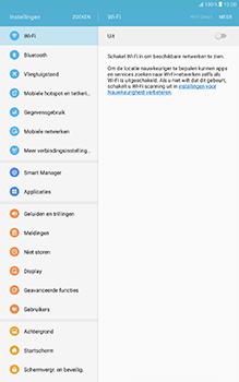Samsung Galaxy Tab A 10.1 (SM-T585) - WiFi - Handmatig instellen - Stap 4