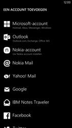 Nokia Lumia 1320 - E-mail - Handmatig instellen - Stap 6