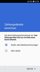 Samsung Galaxy A5 (2017) - Apps - Einrichten des App Stores - Schritt 18