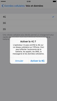 Apple iPhone 6s Plus - Réseau - Activer 4G/LTE - Étape 6