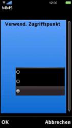 Sony Ericsson U5i Vivaz - MMS - Manuelle Konfiguration - 0 / 0
