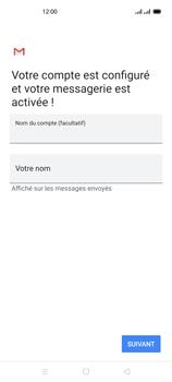 Oppo Reno 4 - E-mails - Ajouter ou modifier votre compte Yahoo - Étape 12