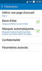 Samsung J100H Galaxy J1 - Internet - Configuration manuelle - Étape 25