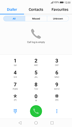 Huawei P9 - Android Nougat - Voicemail - Manual configuration - Step 3