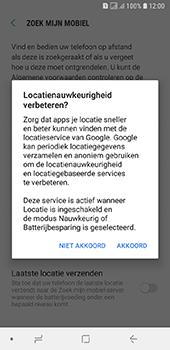 Samsung Galaxy A6 - Toestel - stel Zoek mijn mobiel in - Stap 8
