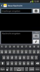 Samsung I9505 Galaxy S4 LTE - MMS - Erstellen und senden - Schritt 7