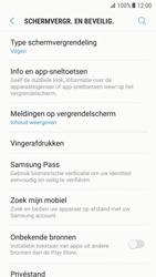 Samsung Galaxy S7 - Android N - Beveiliging en privacy - zoek mijn mobiel activeren - Stap 5
