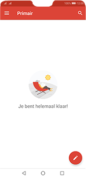 Huawei P20 Pro - E-mail - Handmatig instellen (gmail) - Stap 15