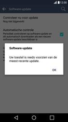 LG K10 4G - Software updaten - Update installeren - Stap 10