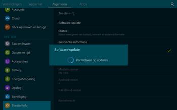 Samsung Galaxy Tab S 10.5 4G (SM-T805) - Software updaten - Update installeren - Stap 8