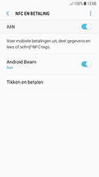 Samsung galaxy-a3-2017-android-oreo - NFC - NFC activeren - Stap 8