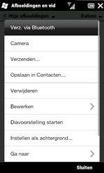 HTC T8585 HD II - contacten, foto