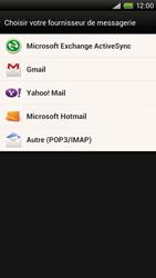 HTC S728e One X Plus - E-mail - Configuration manuelle - Étape 5