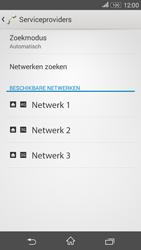 Sony E2003 Xperia E4G - netwerk en bereik - gebruik in binnen- en buitenland - stap 8
