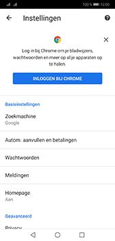 Huawei Mate 20 - Internet - Handmatig instellen - Stap 22