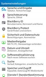 BlackBerry Z10 - Gerät - Zurücksetzen auf die Werkseinstellungen - Schritt 5