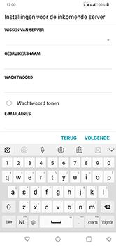 LG lg-q60-dual-sim-lm-x525eaw - E-mail - Account instellen (POP3 met SMTP-verificatie) - Stap 12